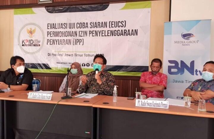 Rekrutmen KPID Jawa Timur