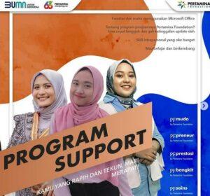 Internship Program Pertamina Foundation