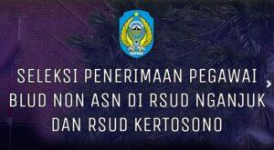Rekrutmen RSUD Nganjuk