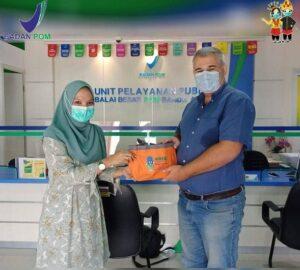 Rekrutmen BPOM Banda Aceh
