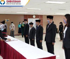 Rekrutmen Ombudsman Jawa Barat