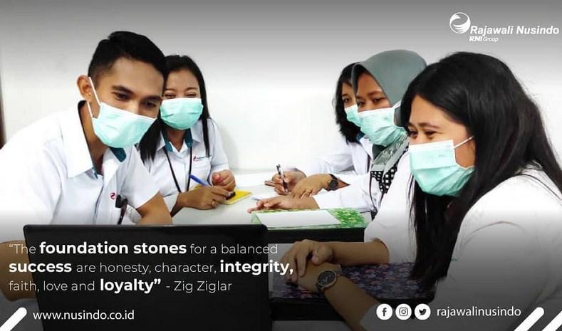 Rekrutmen PT Rajawali Nusindo Cabang Cirebon