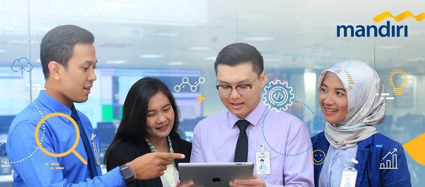 Rekrutmen Banking Staff Bank Mandiri