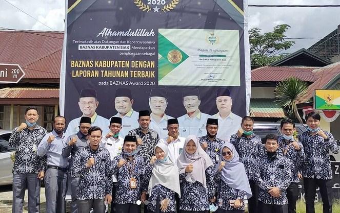 Rekrutmen Baznas Kabupaten Siak
