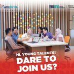 Rekrutmen Fresh Graduate PT Telkom