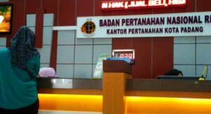 Rekrutmen BPN Kota Padang