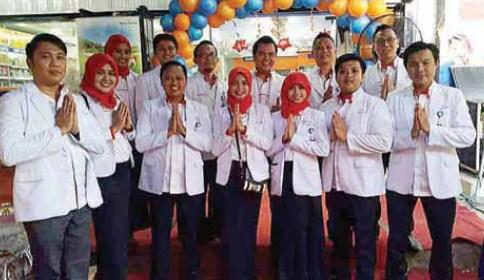 Rekrutmen MT PT Kimia Farma
