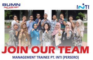 Rekrutmen PT INTI