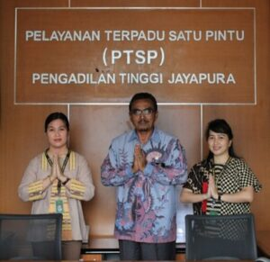 Rekrutmen PPNPN Pengadilan Tinggi Jayapura