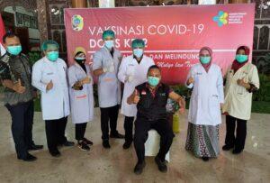 Rekrutmen RSUD Dr Iskak