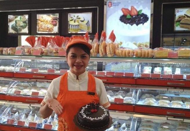 Rekrutmen Holland Bakery