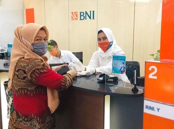 Rekrutmen BNI Metro Lampung