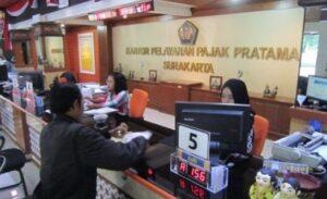 Rekrutmen Kantor Wilayah Direktorat Jenderal Pajak Jawa Tengah