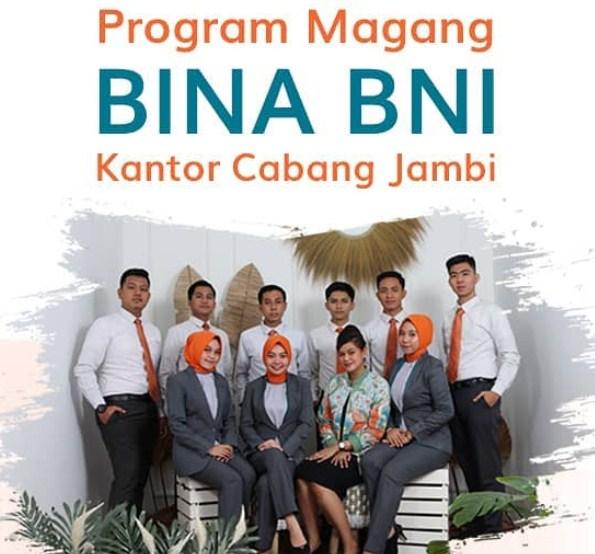 Rekrutmen BNI Jambi