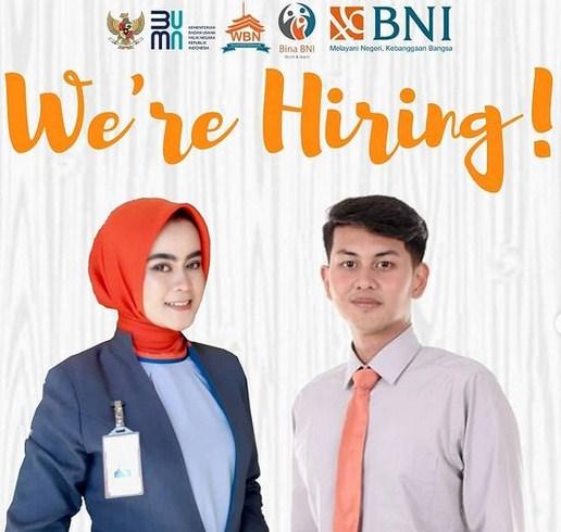 Rekrutmen BNI Bandung