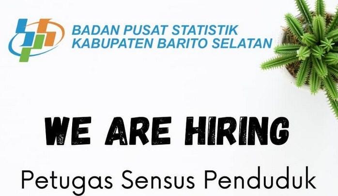 Rekrutmen BPS Barito Selatan