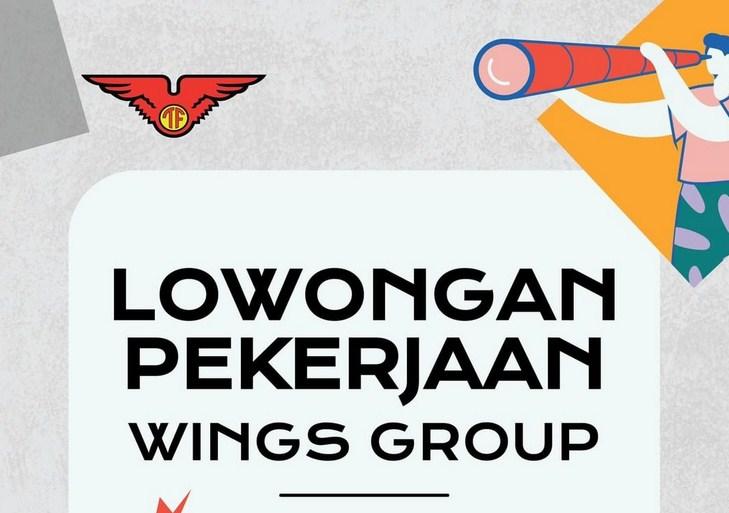 Rekrutmen Wings Group Surabaya